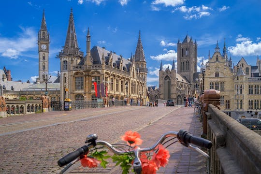 Ghent tour from Brussels