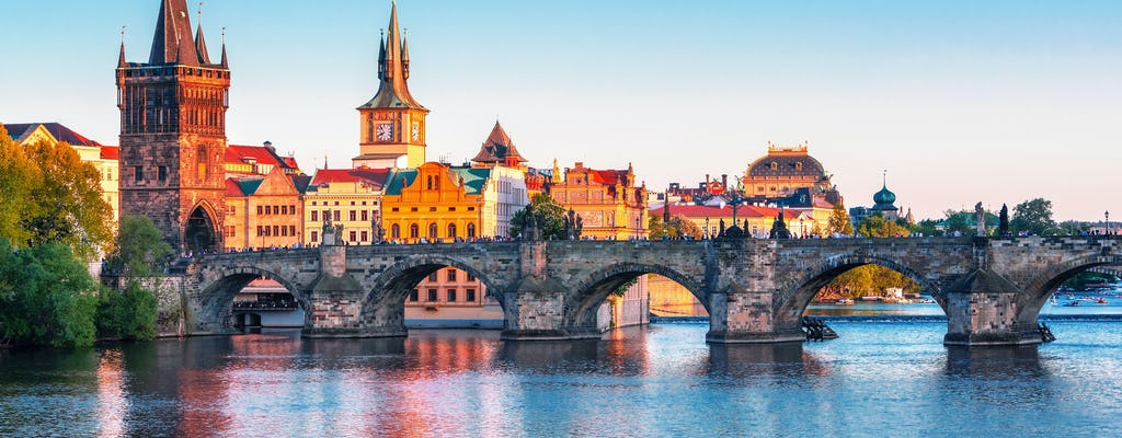 Prague half-day private walking tour