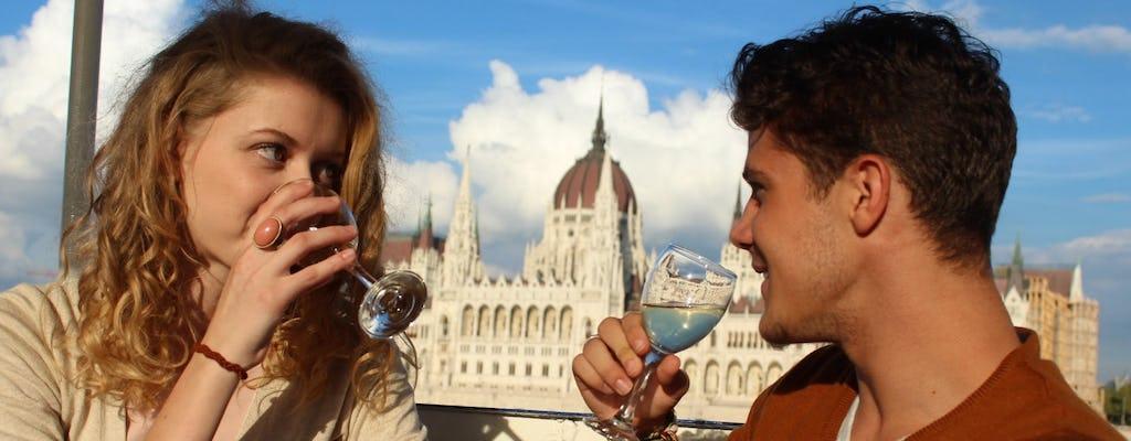 Daytime Danube River cruise