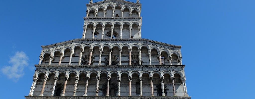 Lucca self-guided tour