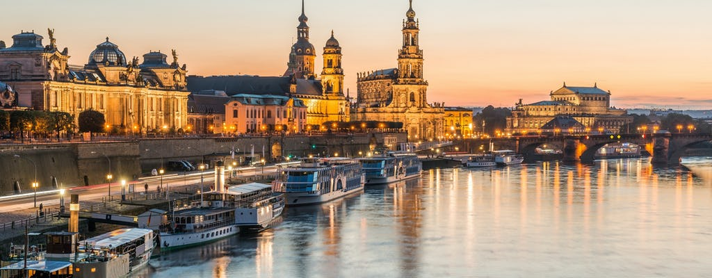 Dresden full-day private trip from Prague