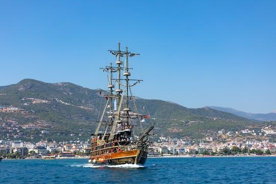 Alanya Blue Cruise