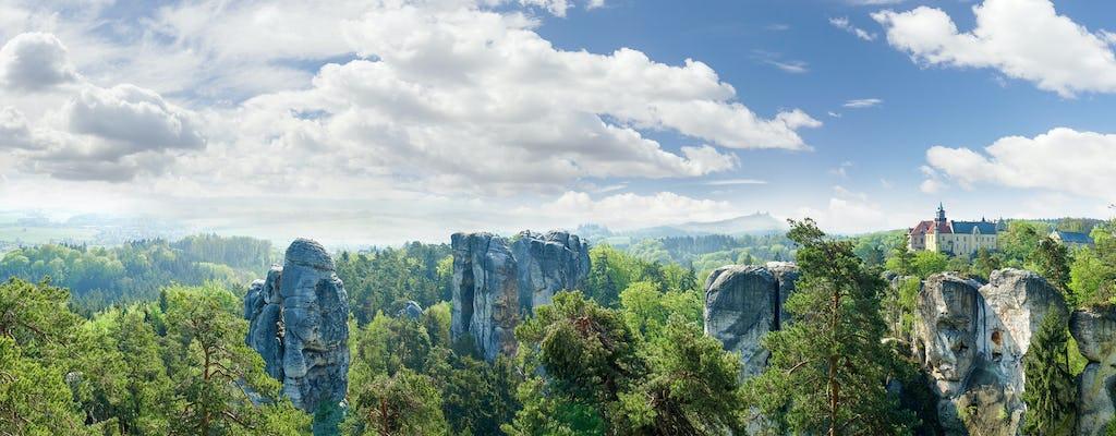Boheemse Paradijs privéwandeltocht vanuit Praag