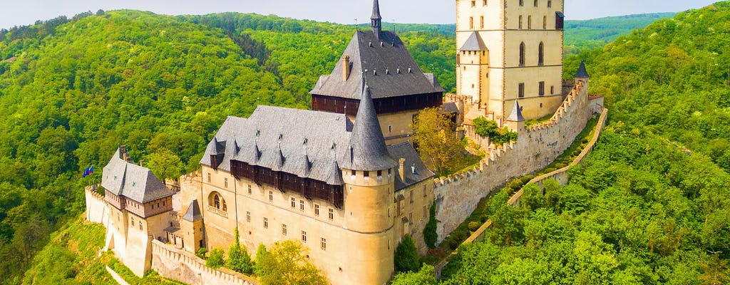Karlstejn Castle private tour from Prague