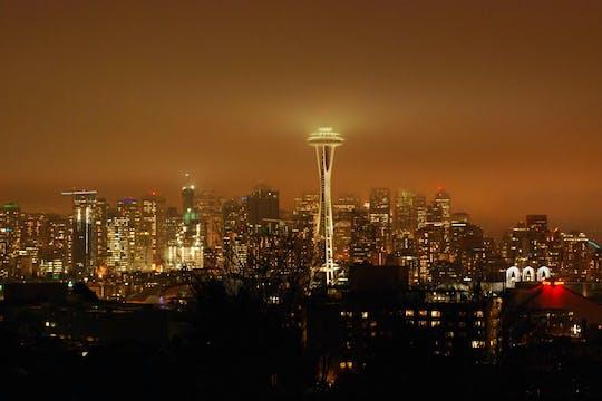 Tour notturno di Seattle