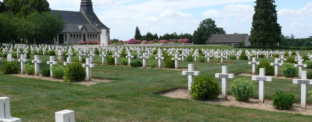 WWI Somme Battlefields Full-Day Tour