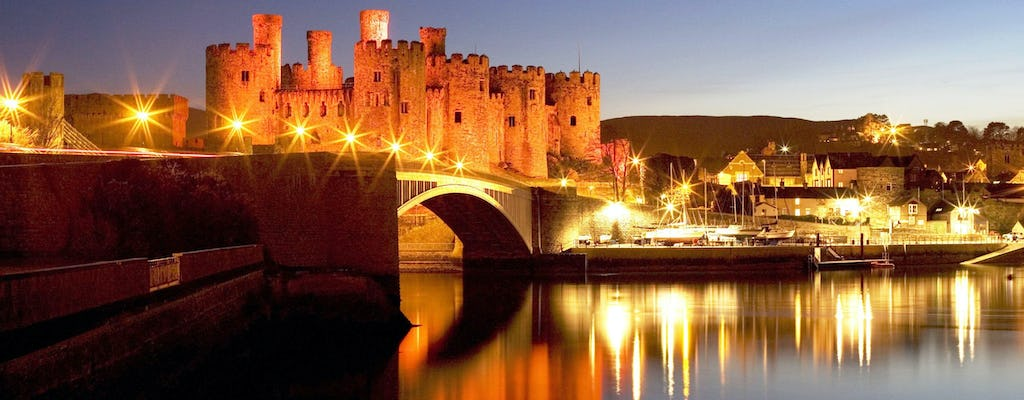 Conwy Castle and Valley scenic day tour