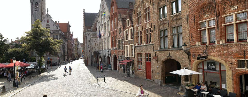 Full Day Trip in Bruges