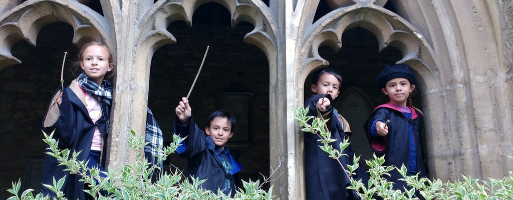 Harry Potter New College tour in Oxford