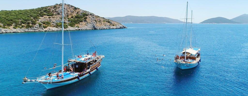 Bodrum Gulet Boat Cruise