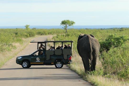 Kruger National Park & Panorama 5-daagse privésafari