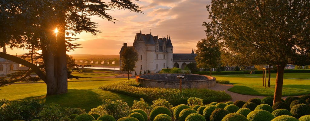 Loire Castles Day Tour