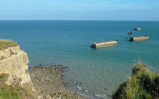Normandy and D-Day Landing Beaches small-group tour