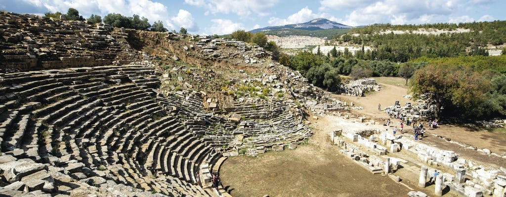 Antikes Stratonikeia Tour & Weinverkostung