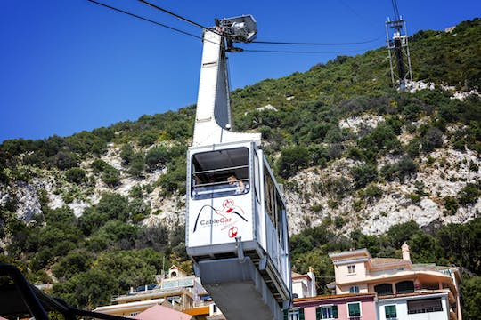 Cable Car ticket Gibraltar