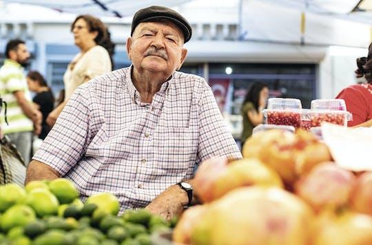 Markt van Turgutreis