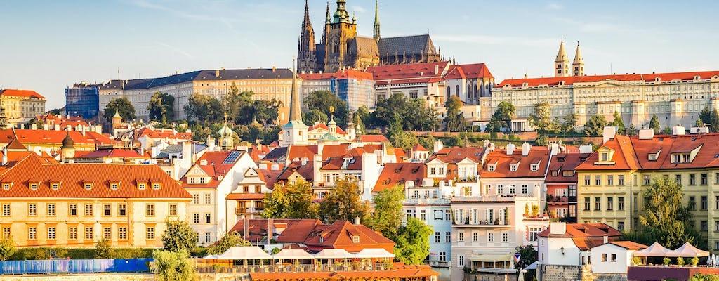 Excursão privada ao Castelo de Praga