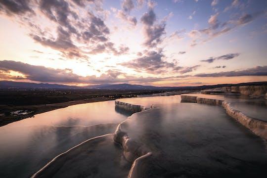 Pamukkale und Hierapolis
