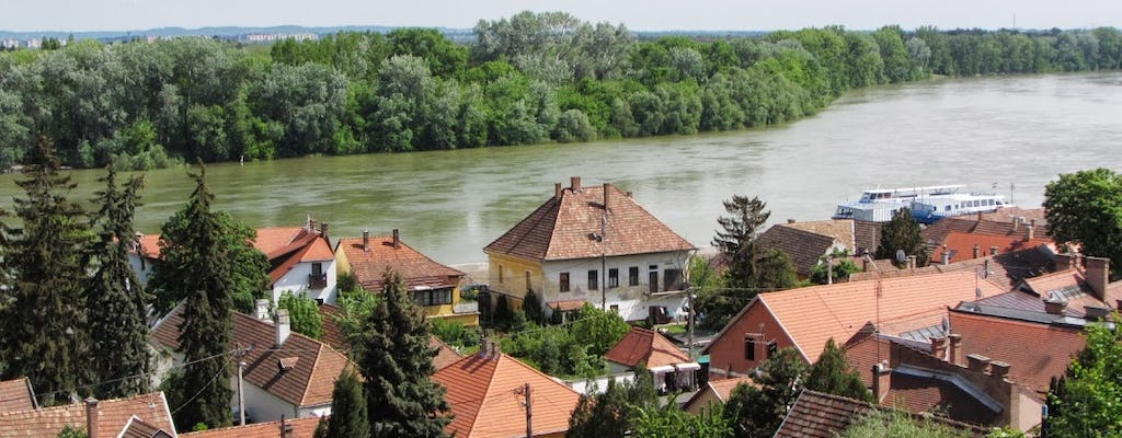 Szentendre bike and boat tour from Budapest