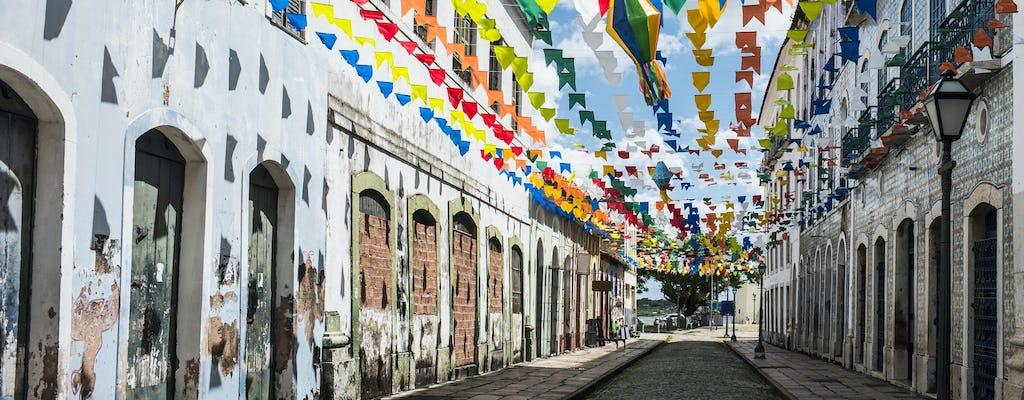 Tour guidato a piedi di Sao Luis