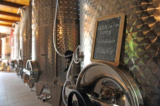 Посещение винодельни и дегустация трех вин doc Fontechiara