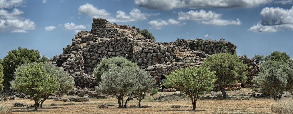 Археологические раскопки орроли Аррубиу экскурсии