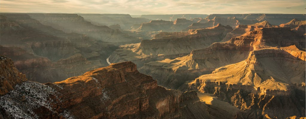 2 Day Grand Canyon Antelope Canyon Tour