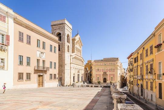 Tour a pie por Cagliari
