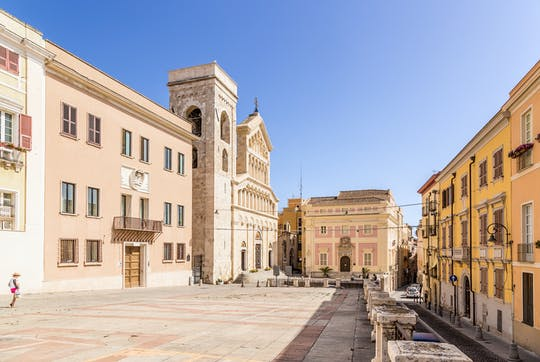 Cagliari-wandeltocht