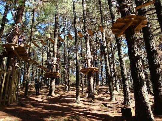 Forestal Park na Teneryfie