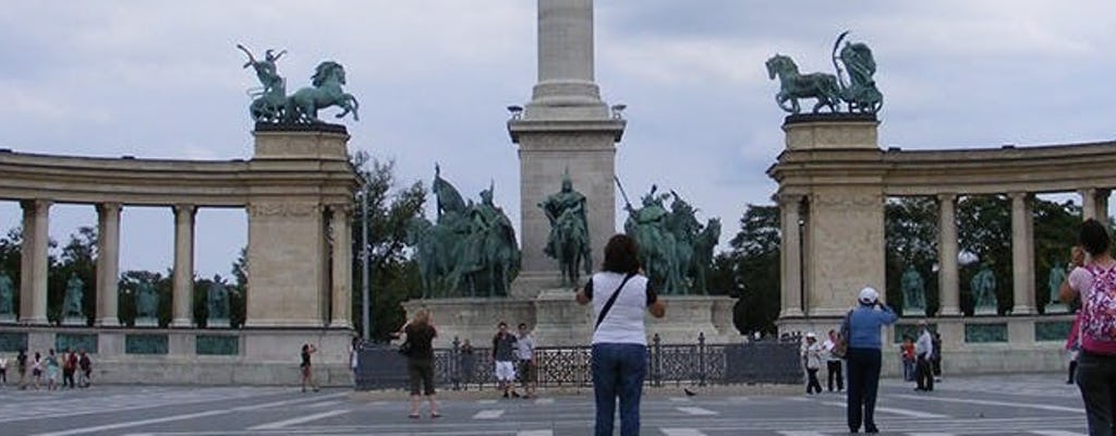 Budapest grand city tour and cruise