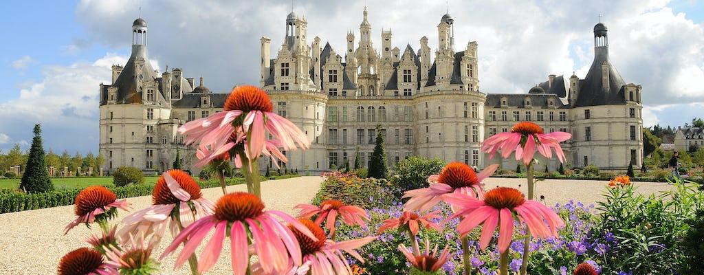 Billets coupe-file pour le château de Chambord