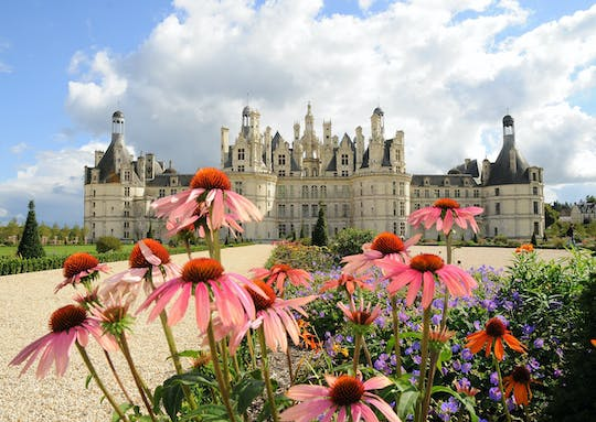 Skip-the-line ticket for Chambord Castle