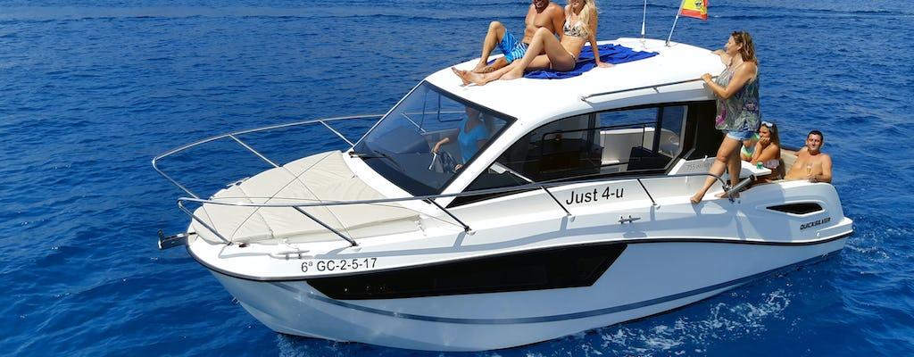 Libertad VIP boat trip