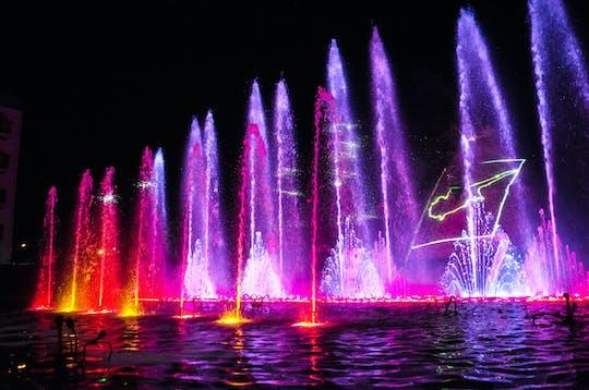 Spectacle Magic Dancing Waters - billet