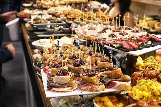 Tour de tapas a pie en Madrid