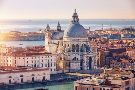 3 hour walking tour of Venice