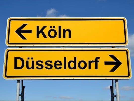 Die Rivalität zwischen den Rheinstädten: Köln vs. Düsseldorf
