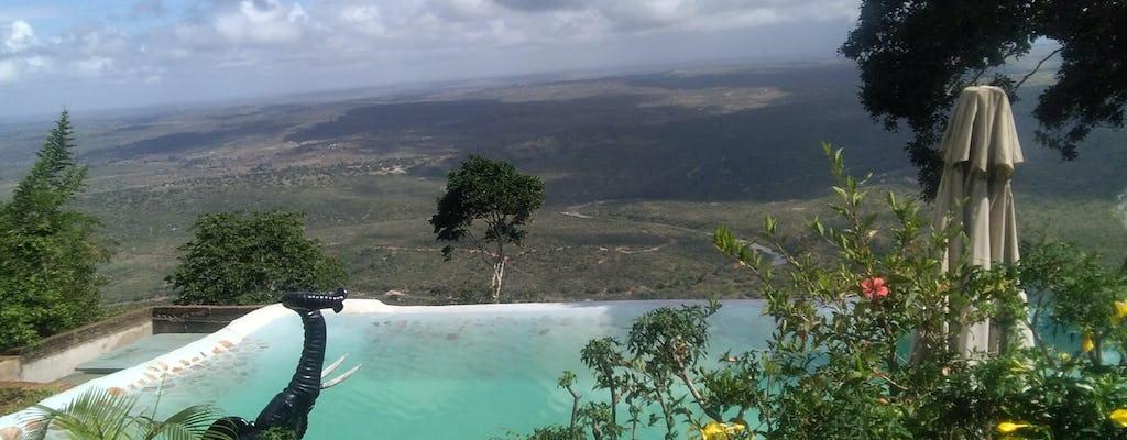 Safari de 1 dia em Shimba Hills