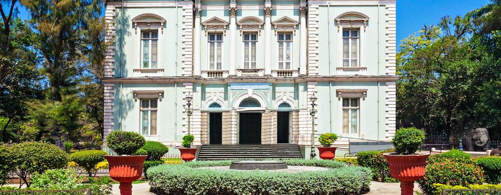 Visita al museo Bhau Daji Lad