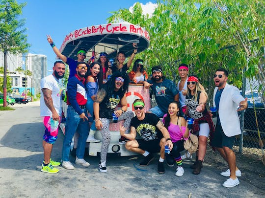 Wynwood Miami bar crawl