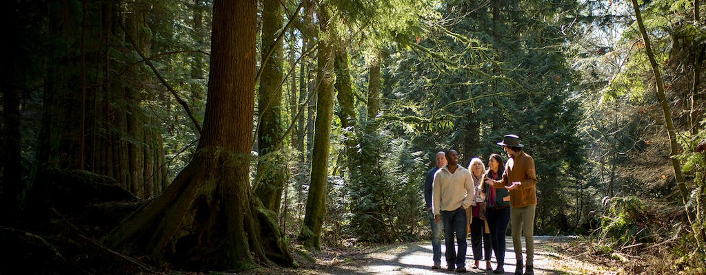 The Dark Secrets of Stanley Park tour