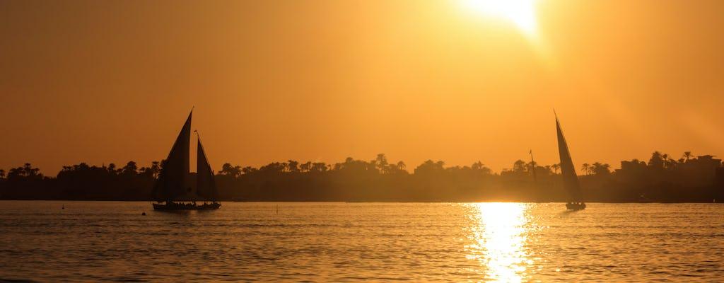 Tamarind dhow evening cruise