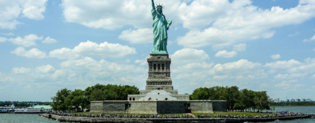 Lady Liberty 60-minute cruise