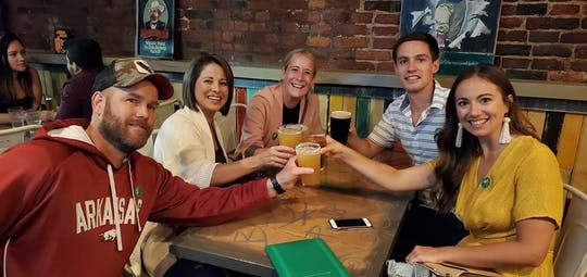 Independence Pub Crawl in Boston