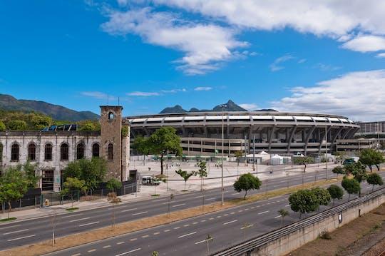 Partido de fútbol de Río de Janeiro