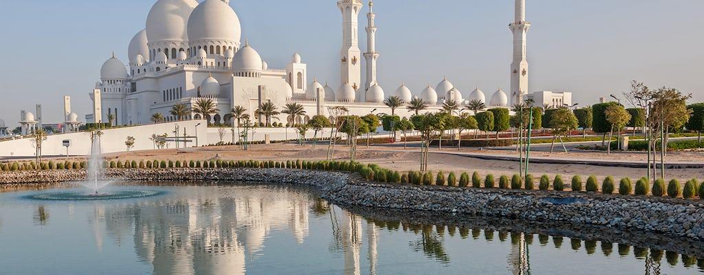 Excursão particular pela cidade de Abu Dhabi, saindo de Ras Al Khaimah