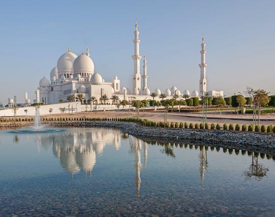 Private full-day Abu Dhabi city tour from Ras Al Khaimah