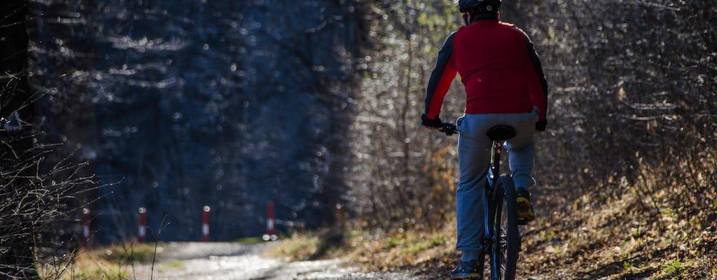 Maßgeschneiderte Radtour rund um Brasov