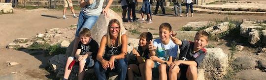Excursão de quebra-cabeça para famílias e crianças em Roma